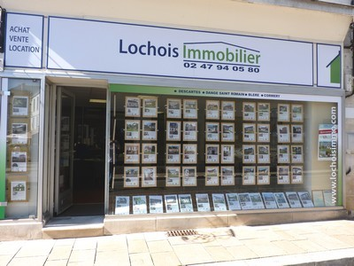 Agence de loches qui sommes nous lochois immobilier for Argence immobilier